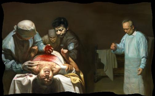 Tội ác mổ cướp nội tạng sống của ĐCSTQ - Chân Tướng